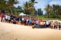Camp Naue/Baptisms